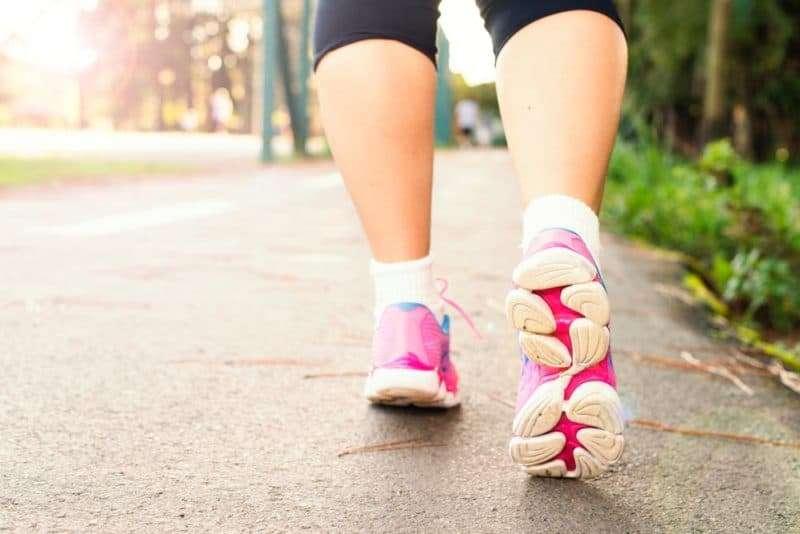 Walking Towards a Healthier You